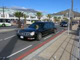 Cape Town Barak Obama's spare limo