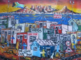 Cape Town a painting for sale