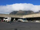 Cape Town bus station