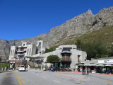 Cape Town Table Mountain cableway station