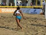 Durban beach volleyball