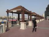 Dubai water taxi station
