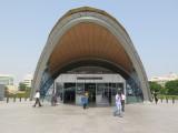 Dubai metro station