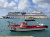 Aruba Curacao and Panama City
