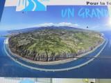 Saint-Denis Reunion rendering of a future road