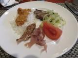 Johannesburg my breakfast Sandton Hilton