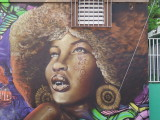 San Juan grafitti