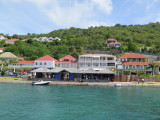 Gustavia customs and immigration building