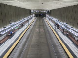 Seattle downtown transit tunnel