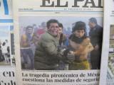 Mexico City newspaper