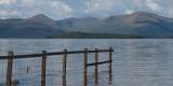 The Glen Finlas Hills and Inchmurrin Island, Loch Lomond from Shore Wood, Net Bay