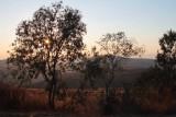 Sunrise between Antsirabe and Morondava
