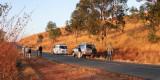 Rest stop between Antsirabe and Morondava