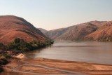Mountain lake between Antsirabe and Morondava