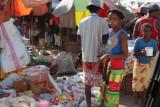 Roadside village market
