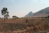 Roadside view between Isalo and Fianarantsoa
