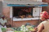 Street scenes in Fianarantsoa