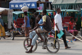 Street scene in Mahajanga