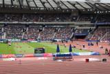 View of Hampden stadium