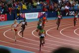 Women's 400m heat
