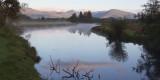 Endrick Water at Woodend, Loch Lomond NNR