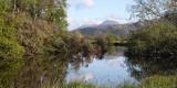 Ben Lomond and the Endrick Water, Loch Lomond NNR