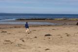 Port Carrick beach