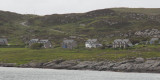 Houses at Scalasaig