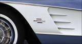 Corvette detail, Portland, OR