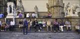Tourists,  Piazza Del Signoria
