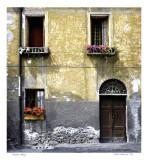 House front,  Aosta