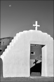 Church in  Pueblo, Taos