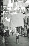 Hanging Laundry,  Palermo. 1957