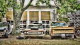 Derelict Trucks