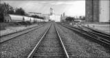 RR Tracks, Grain elevators, Wichita