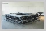 Museum Seating Arrangement