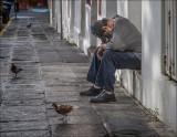 Homeless in  San Juan