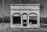Failed Bank,  Elmsford, Kansas