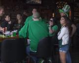 The Bar Scene,   St. Patrick's Day
