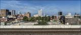 Panorama of Downtown Wichita