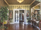 The 20th Century Club Foyer