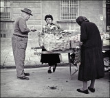 Taking an Order,  Naples  '55