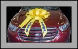 Barbara's Red Car