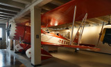 Stearman Built Plane for Texaco