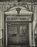 1914 Train Exit