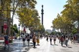 Barcelona's La Rambla