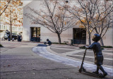 Memorial Park Sculptures