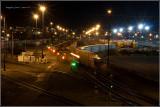 Night work in the Muni Yard