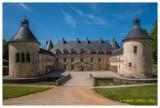 Abbaye de Fontenay / Château de Bussy-Rabutin (Côte d'Or)
