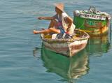 Hand Line Fisherman